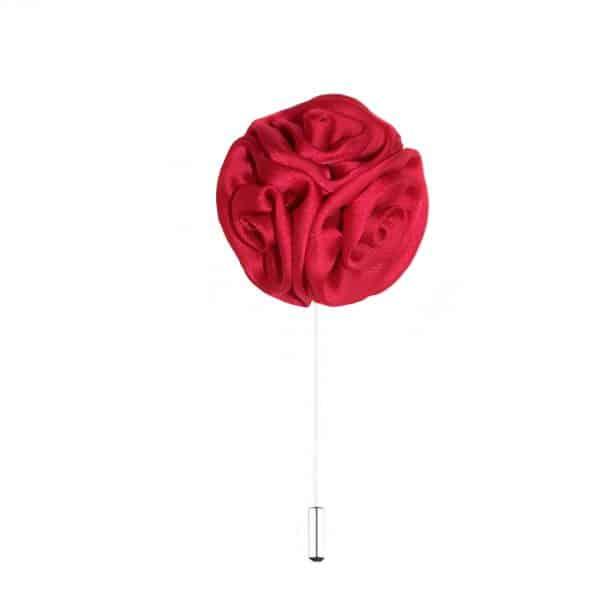 Ružová daisy ozdoba do klopy