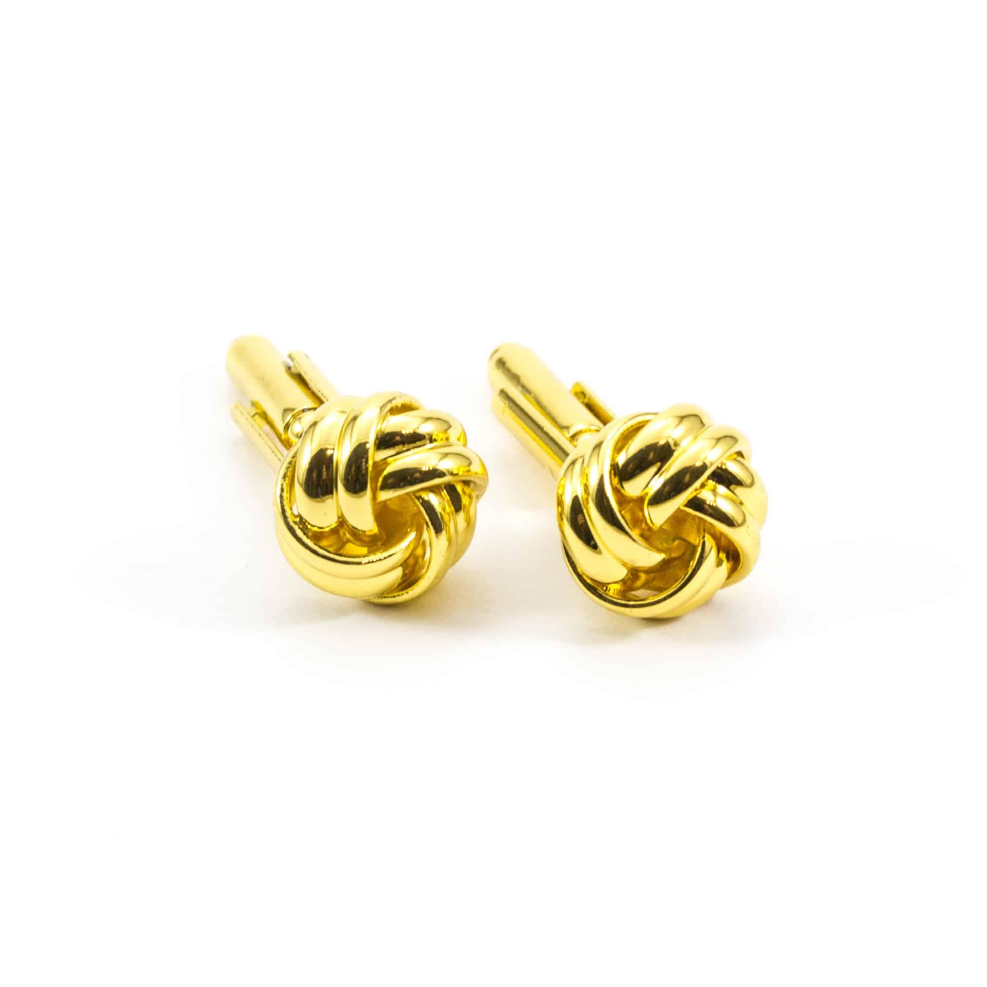 9e22a57b5d15 Zlaté manžetové gombíky Glossy Cuffs.