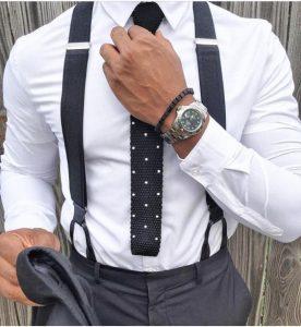 ponožková kravata