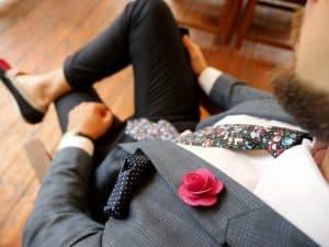 Vreckovka do saka - malá, ale dôležitá súčasť Vášho outfitu