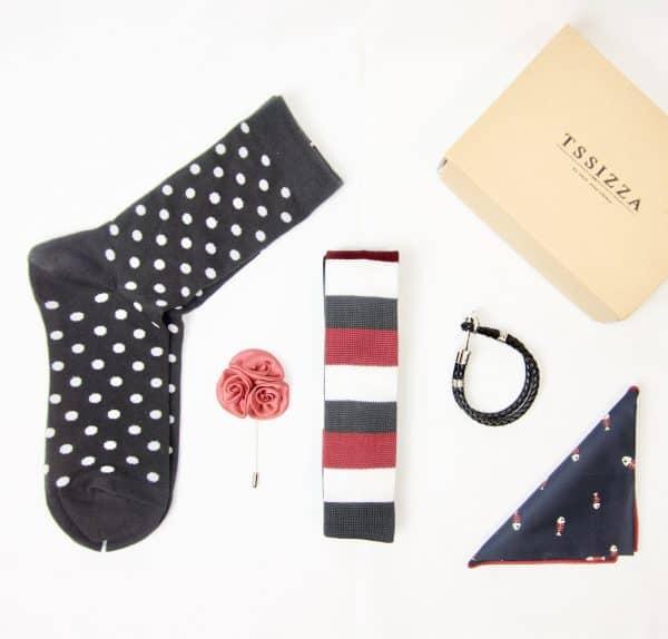 Blacktrie Tie Box