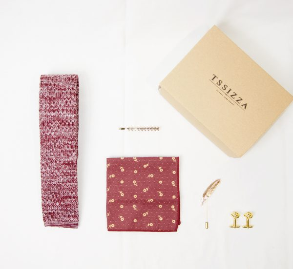 Wollybord Tie Box